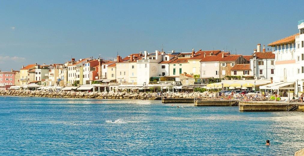 Radtour nach Kroatien