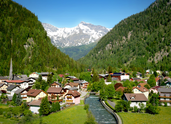 Radtour durch Mallnitz - den Alpe-Adira Radweg erkunden