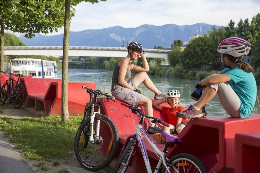 Prozkoumejte hlavní město cyklistiky ve Villachu - skvělý zážitek pro celou rodinu