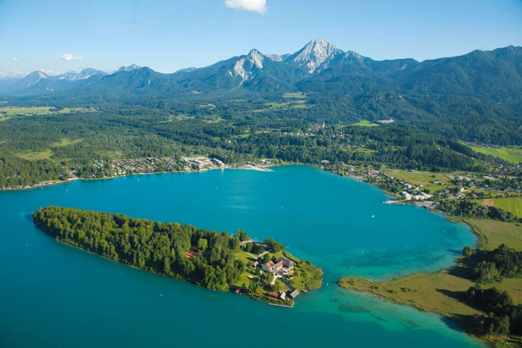 Cycling in Carinthia and bathing fun on Lake Faak - unforgettable experiences on a cycling holiday