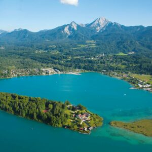 Radfahren in Kärntnen und Badespaß am Faaker See - unvergessliche Erlebnisse im Radurlaub