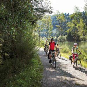 Fedezze fel családjával a Drau kerékpárutat - eseménydús ünnep