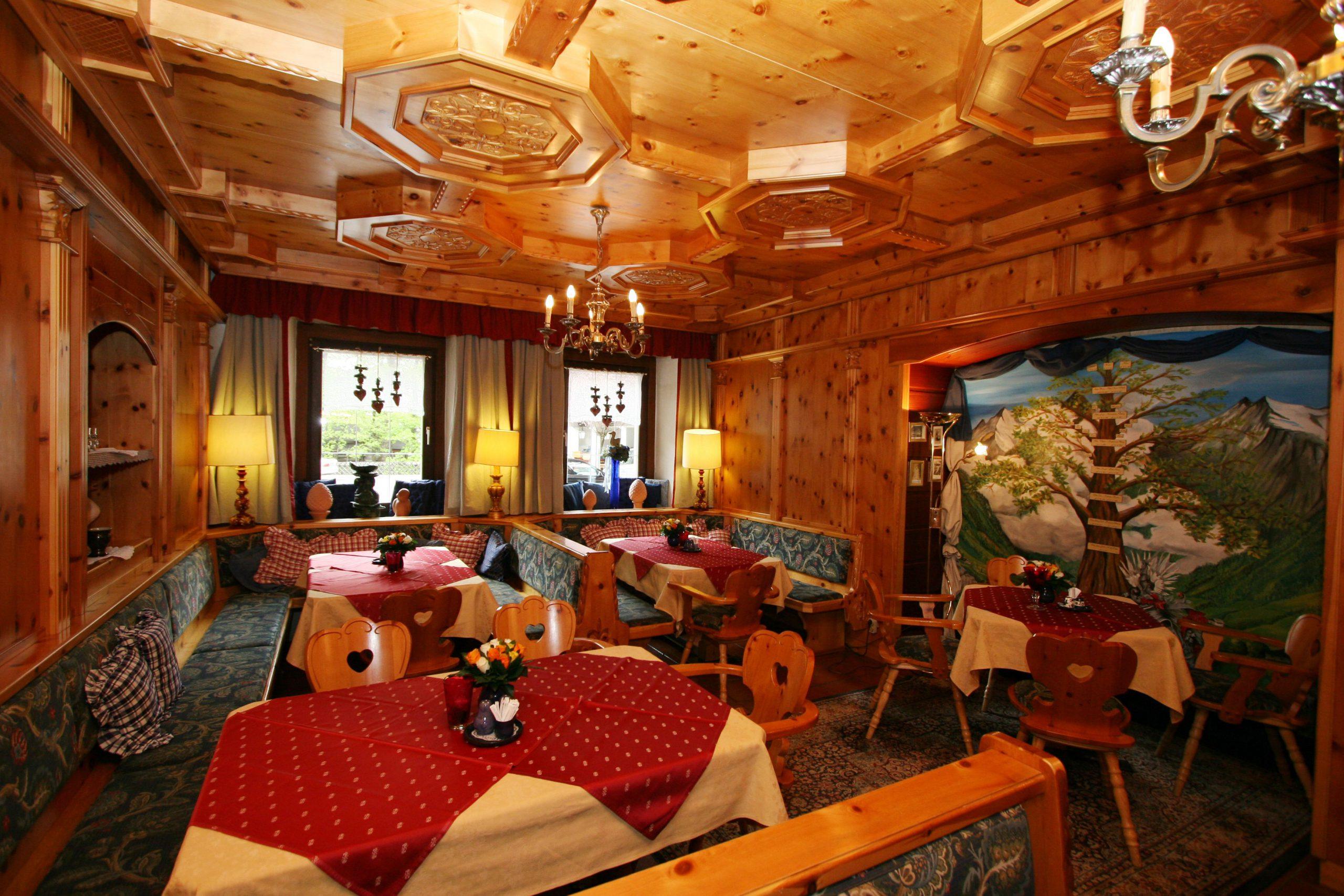 Hotel Alber Stube