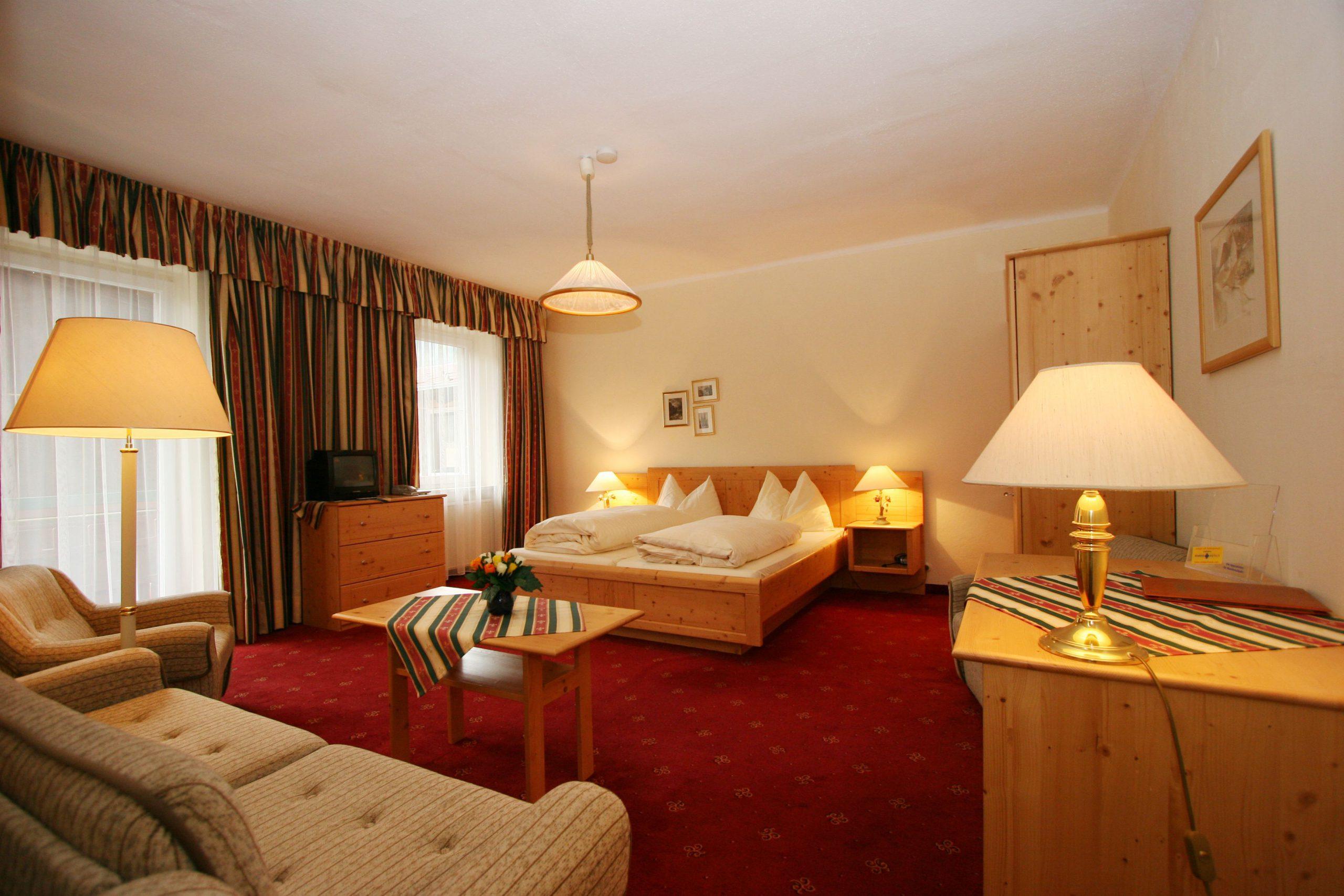 Hotel Alber Zimmer