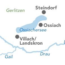 Ossiach-tó