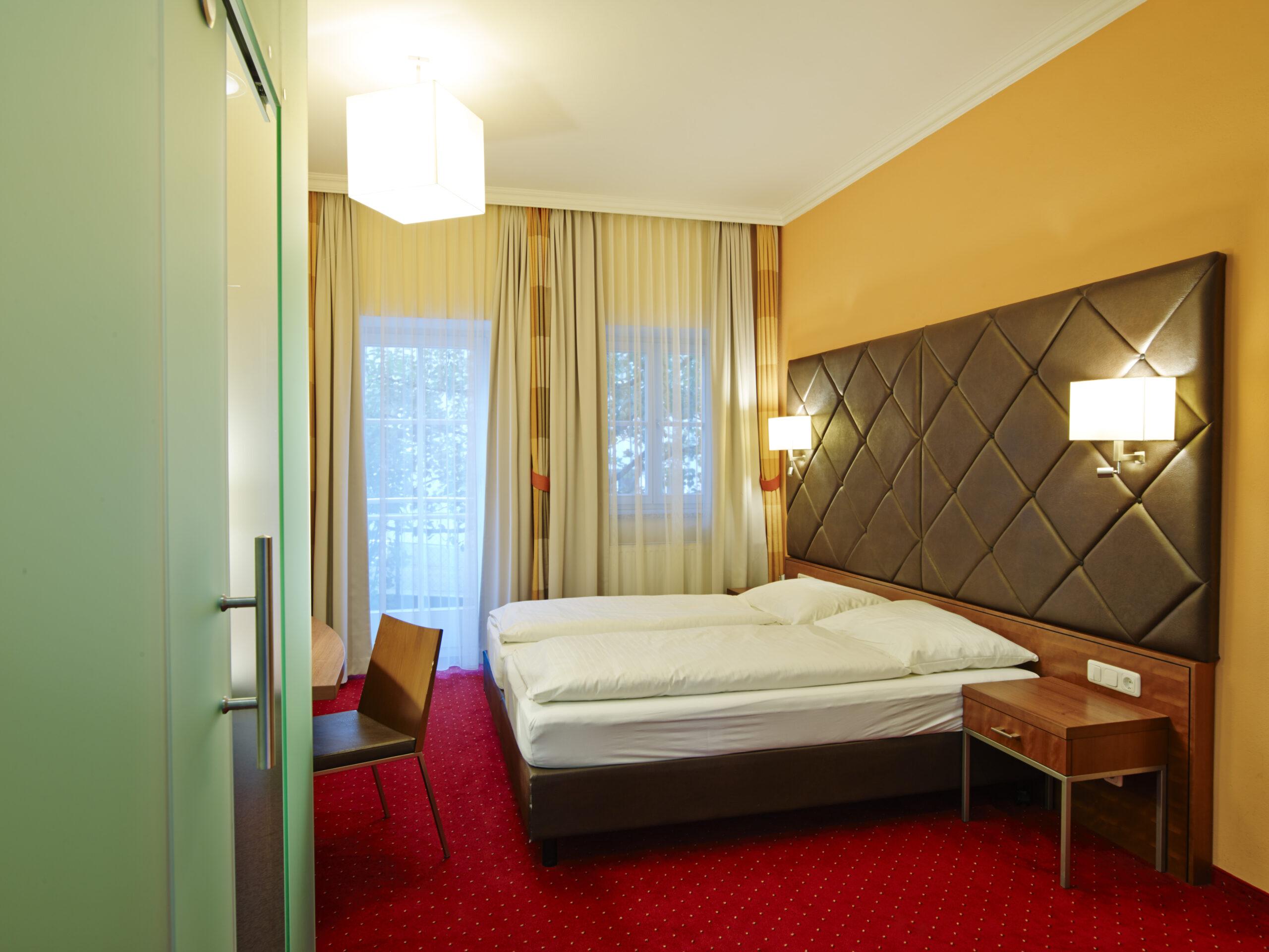 das grüne Hotel Zur Post Salzburg