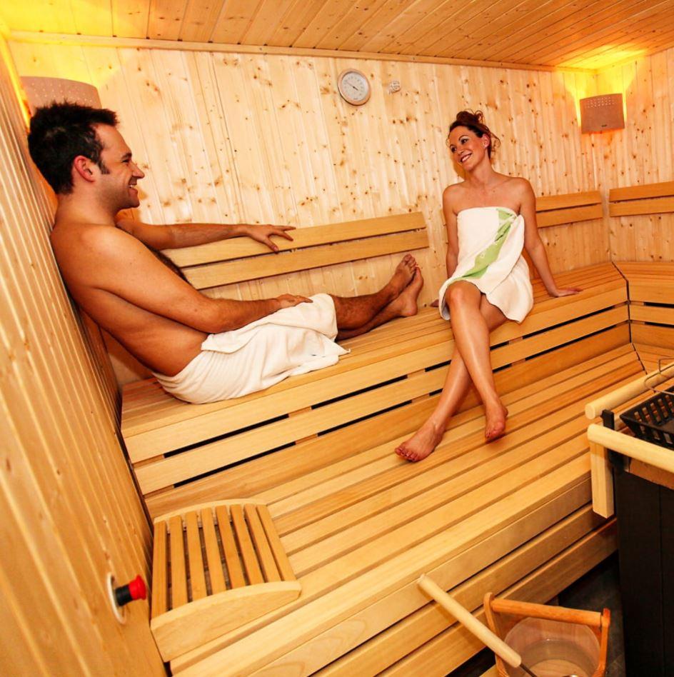 Sauna Hotel Royal X