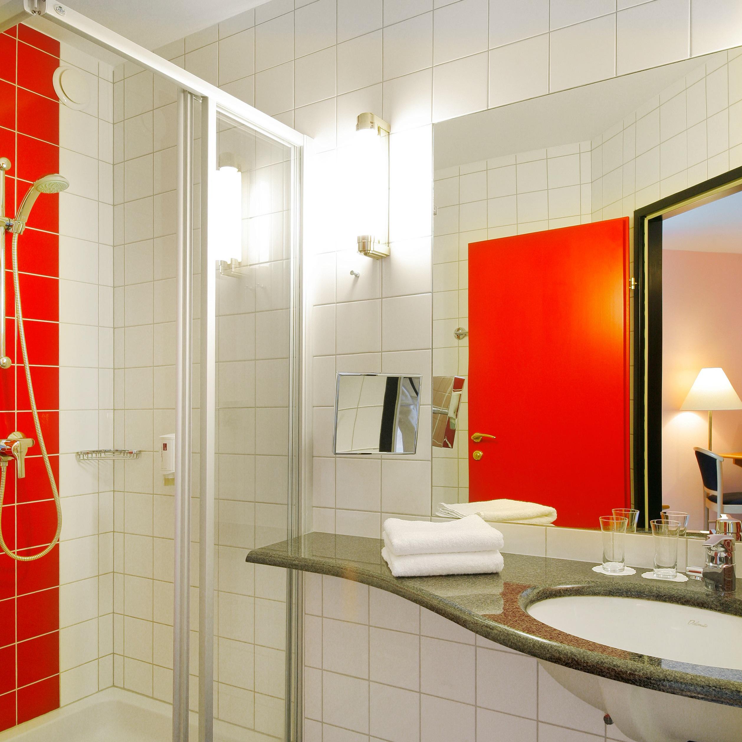 Badezimmer-Kunsthotel Fuchshotel