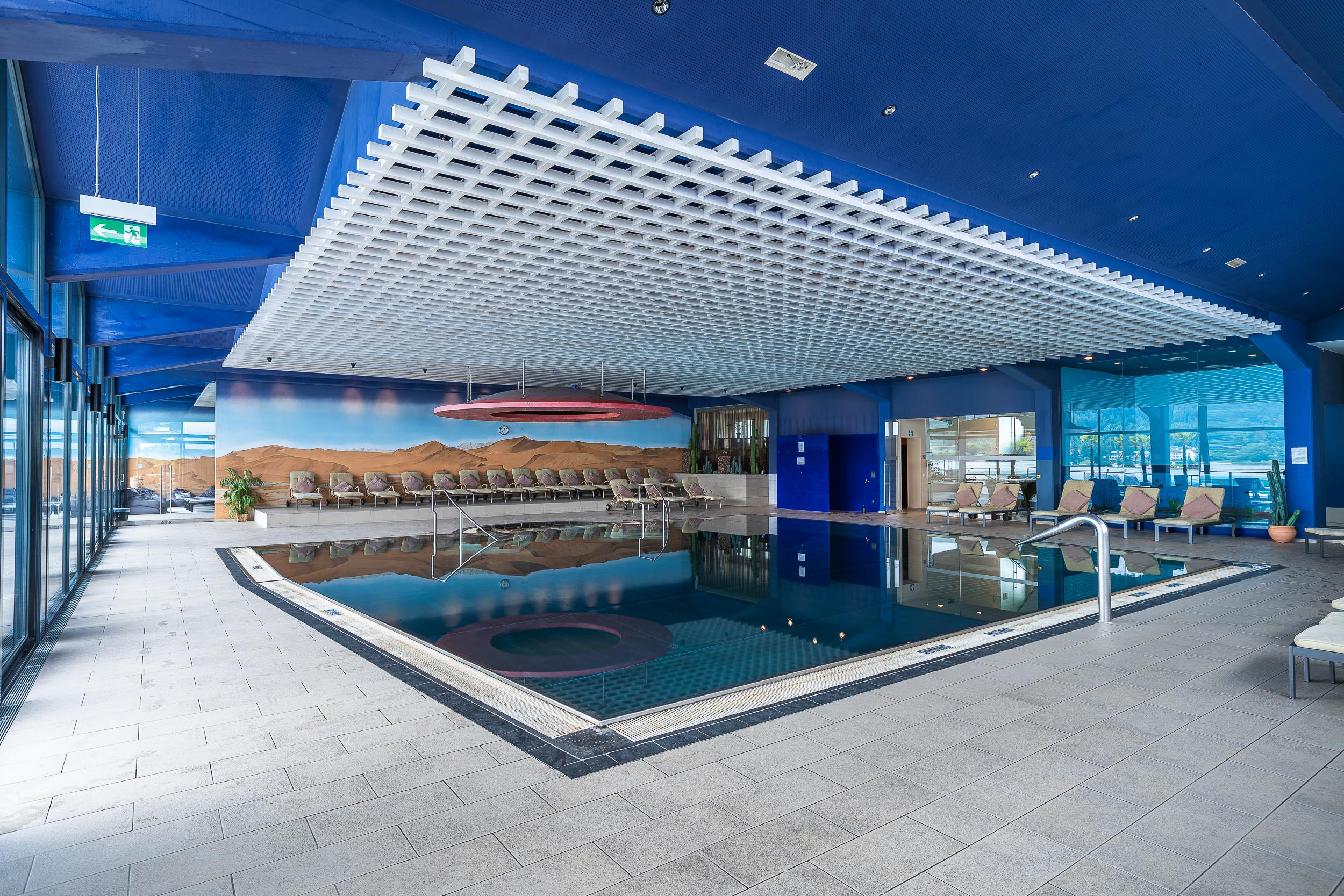 Indoor Pool Hotel Parks
