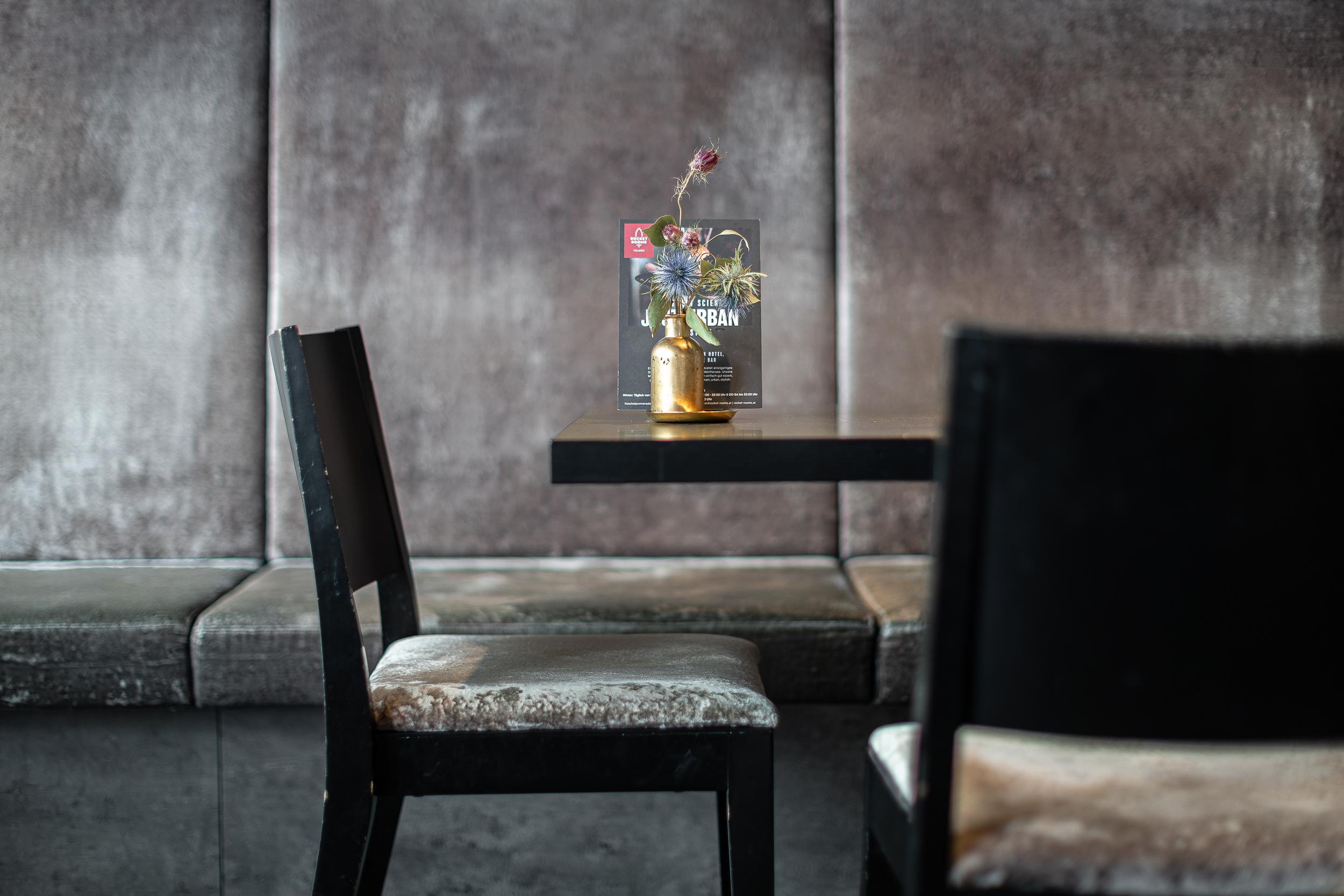 restaurant innenbreich hotel rocket rooms velden 2